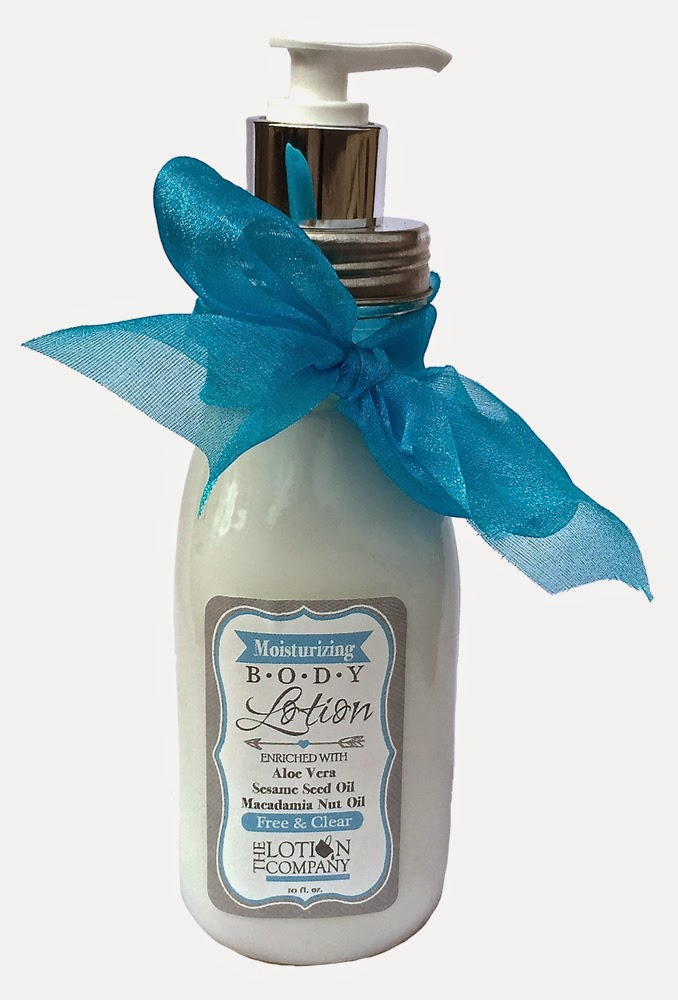 The lotion company review + giveaway!