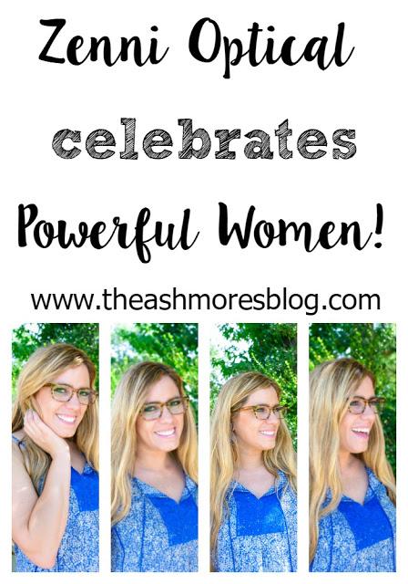 Zenni Optical Celebrates Powerful Women PLUS a $150 GIVEAWAY!