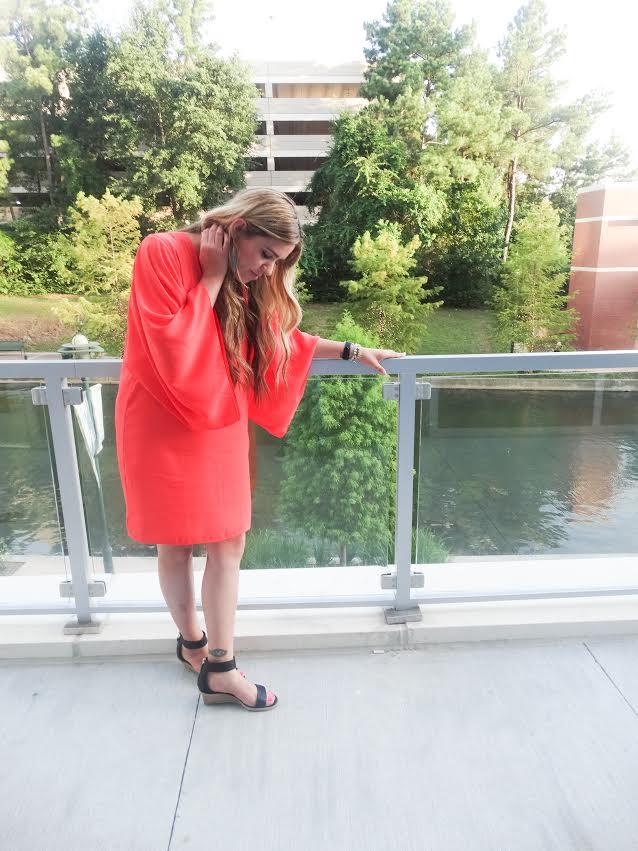 Summer dress, date night
