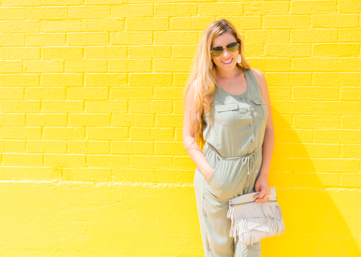 Fall Style with a Jumpsuit