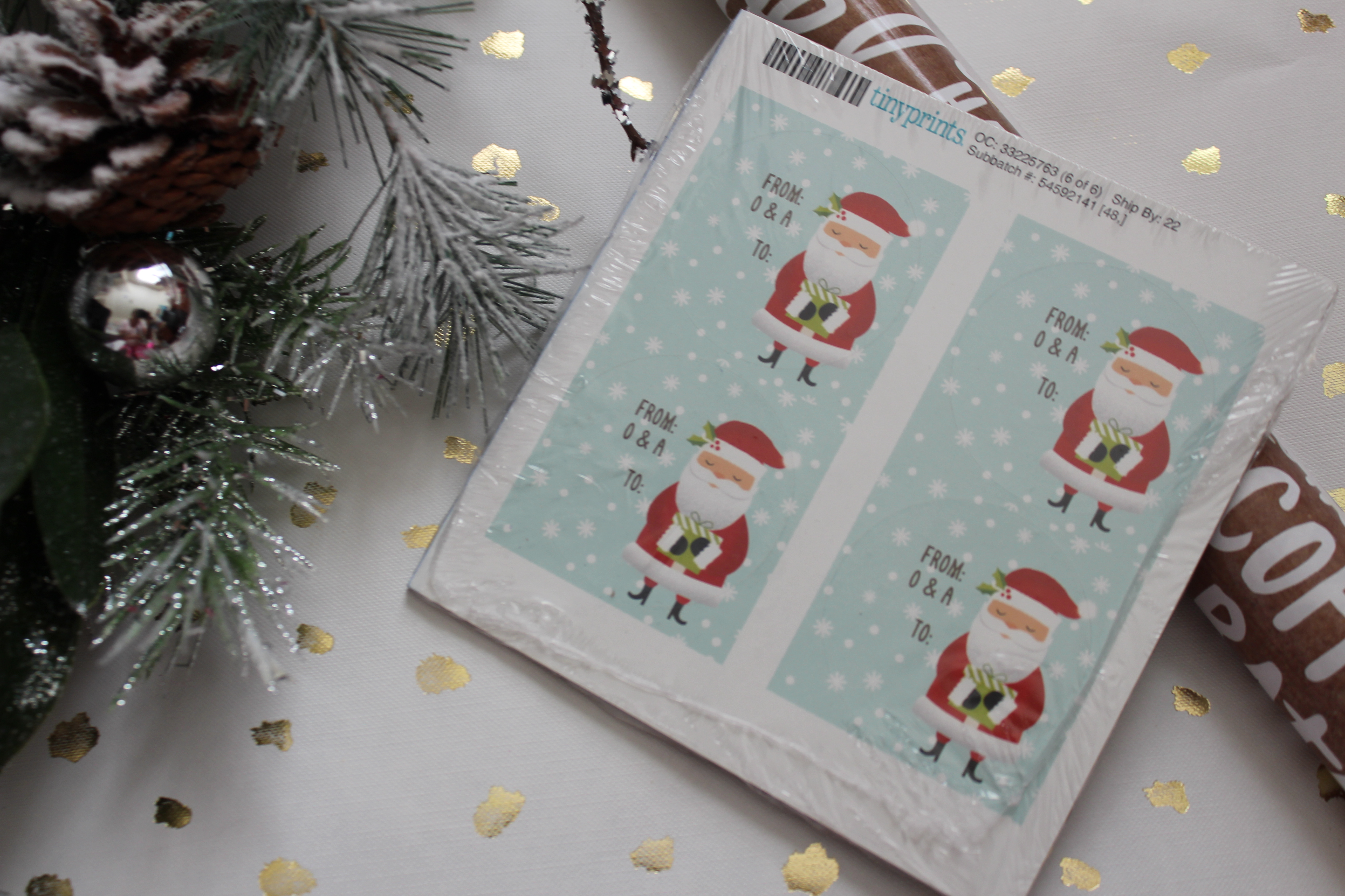 Take The Hassle out of Christmas Cards with Tiny Prints - The ...