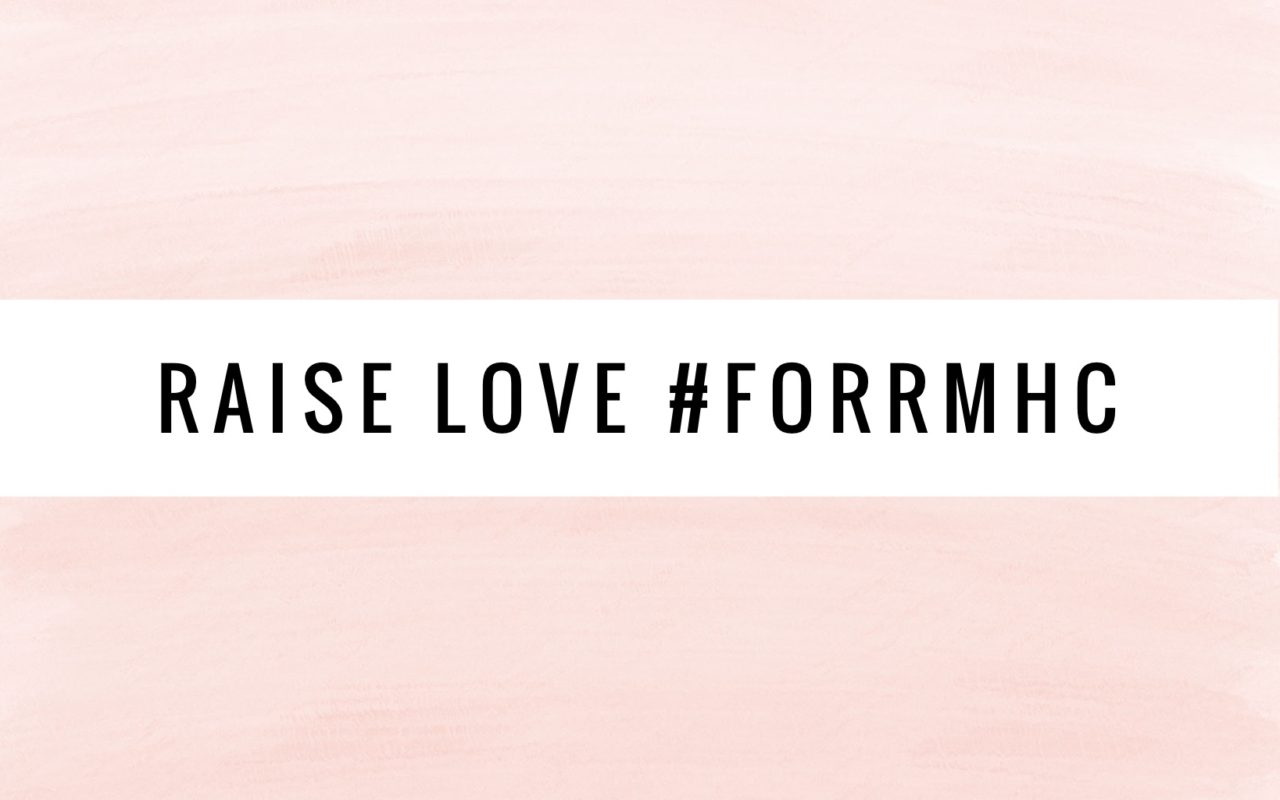 How your children can RAISE LOVE #forRMHC
