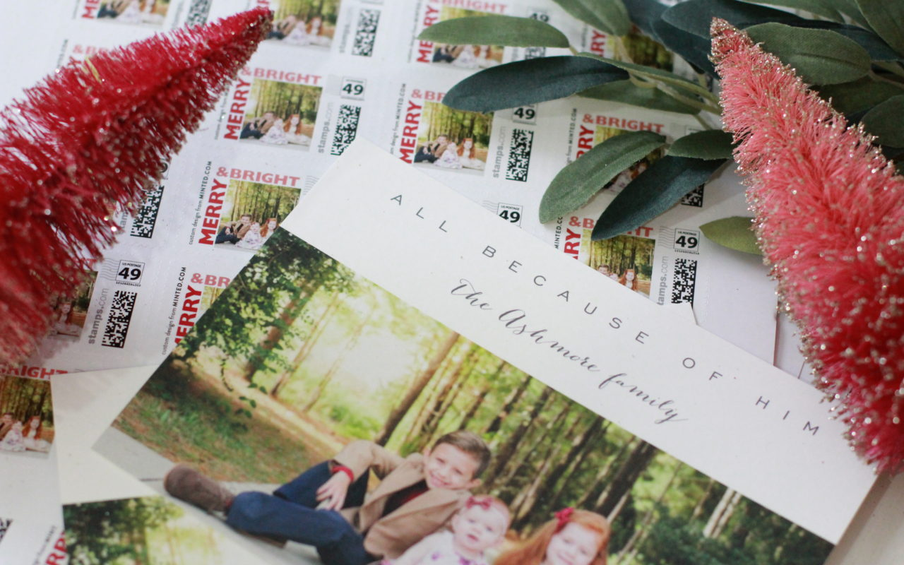 Choosing the perfect Christmas card