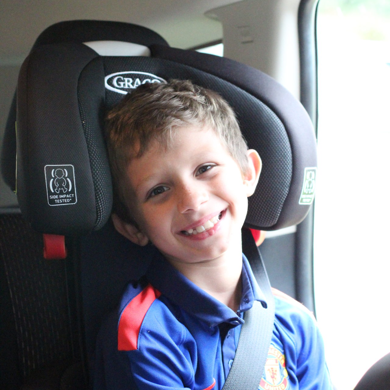 The best highback booster seat for your school-aged child