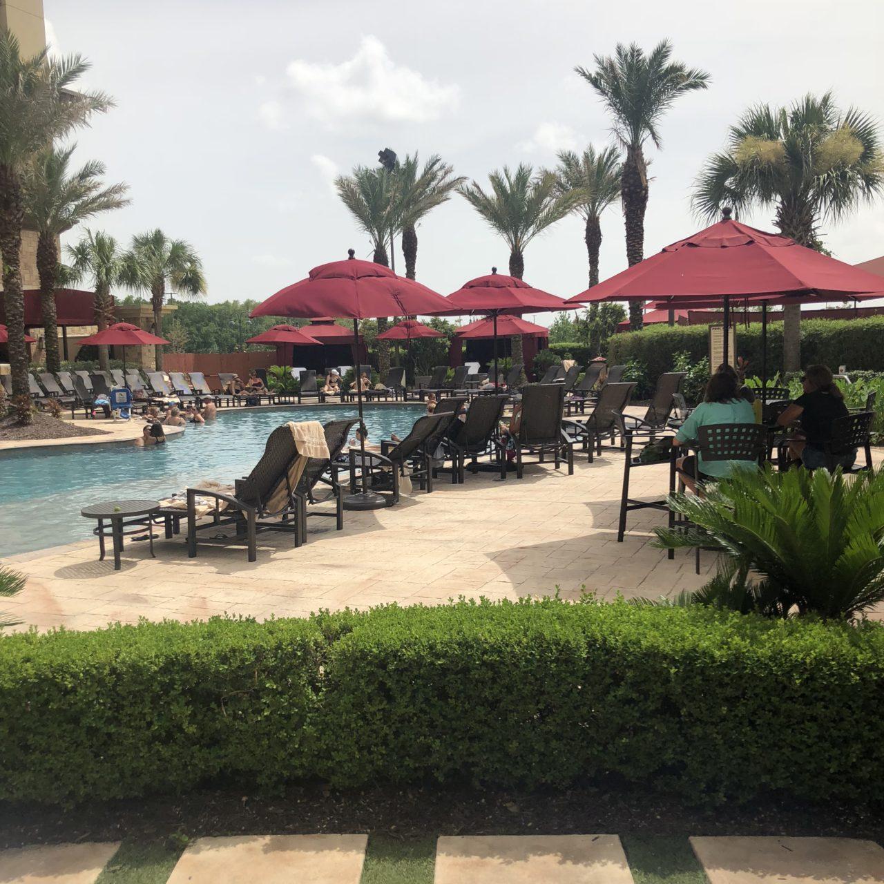 #Theashmorestravels to L'Auberge Resort and Casino!