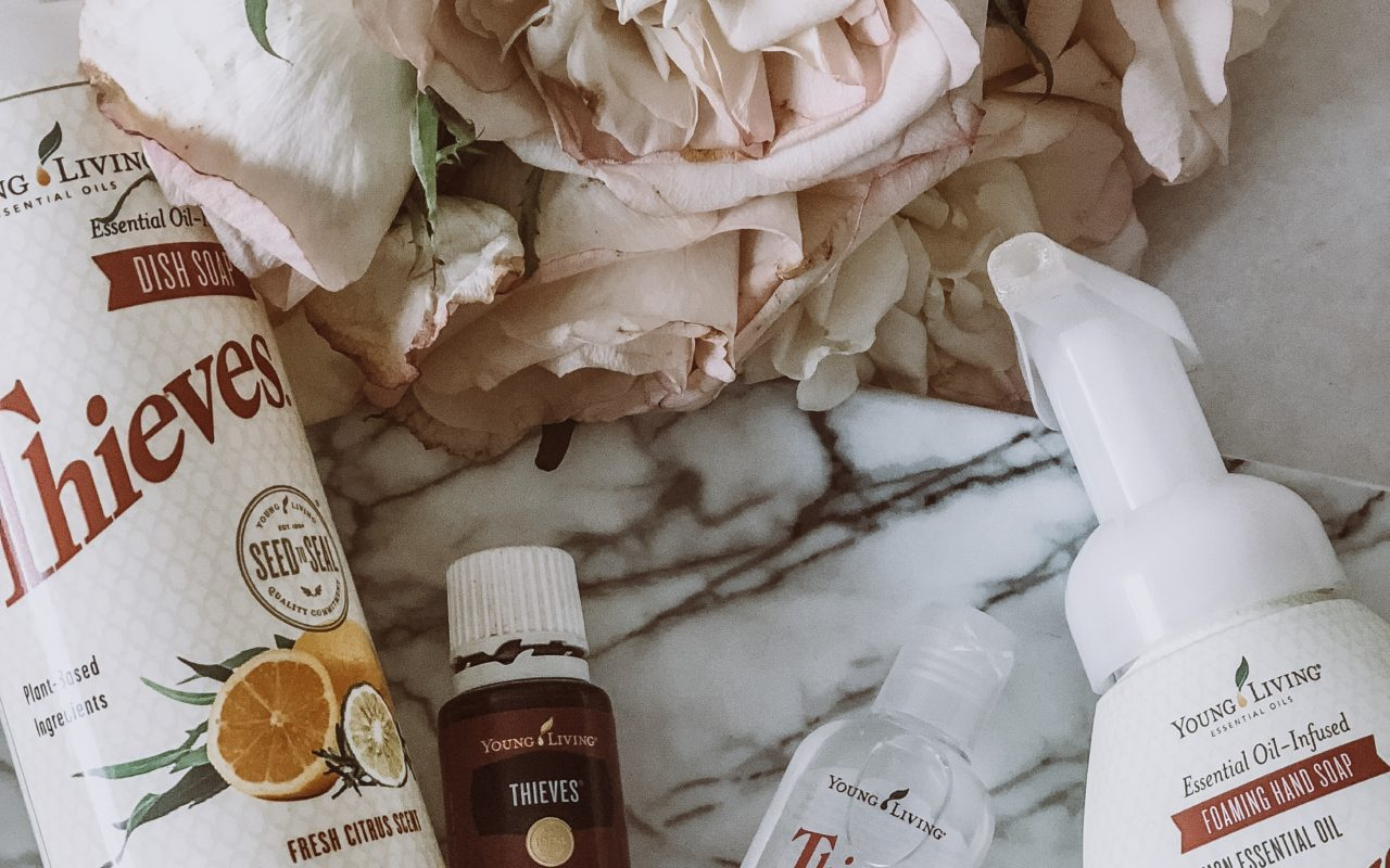 2 products you need when you're feeling sick