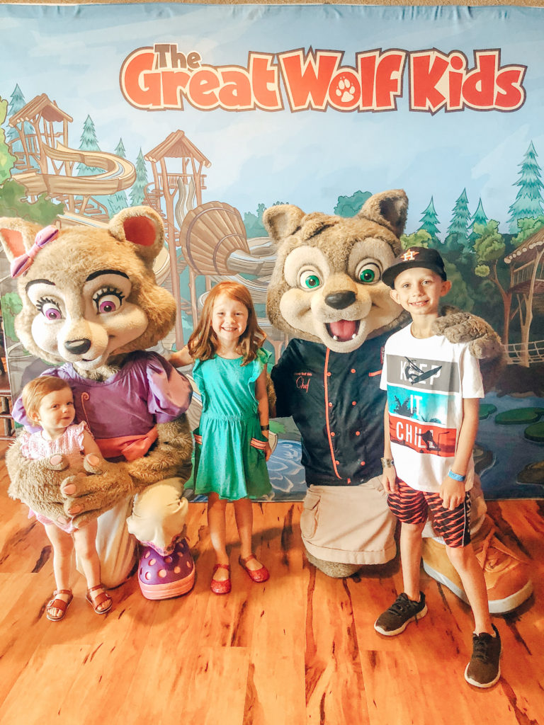 great wolf lodge grapevine texas summer